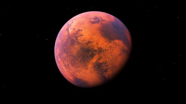 NASA 'dan bilim insanları: Mars'ın yüzeyinin altında yaşam olabilir