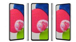 Galaxy A52s 5G özellikleri sızdırıldı